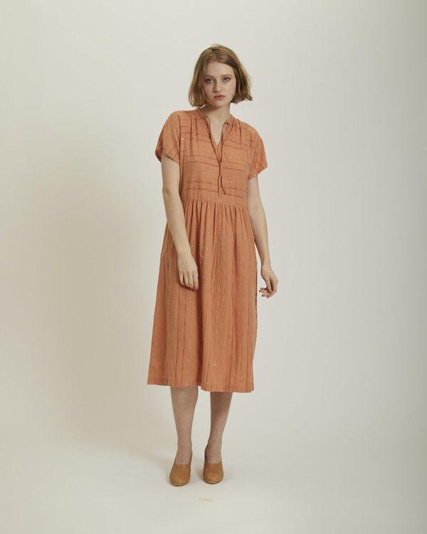 Ace & Jig Merritt dress - clay