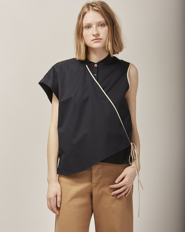 Reality Studio Shirley blouse in black