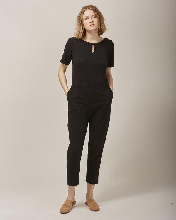 Atelier Delphine Terri jumpsuit - black terry