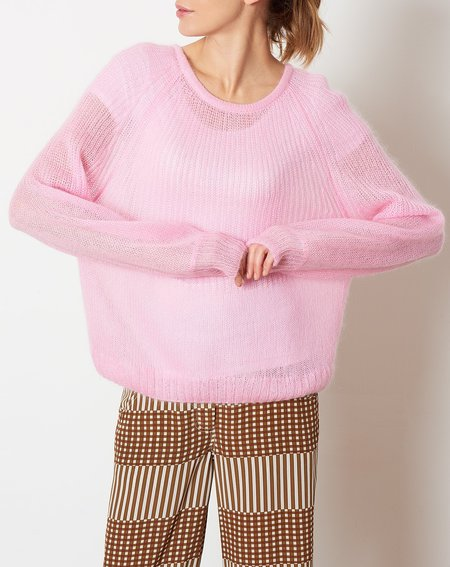 Hansel from Basel Malia Sweater in Pink