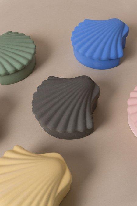 Los Objetos Decorativos Seashell Box