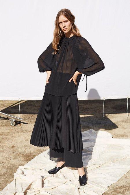 Shaina Mote aster skirt - onyx