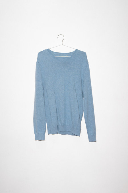Clan of Cro Vintage V-NECK SWEATER - Baby Blue