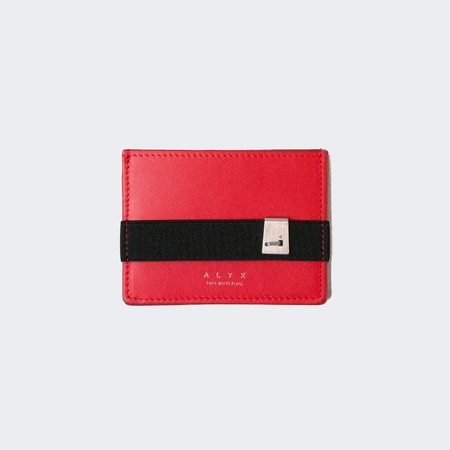 Alyx Ryan Cardholder - Red