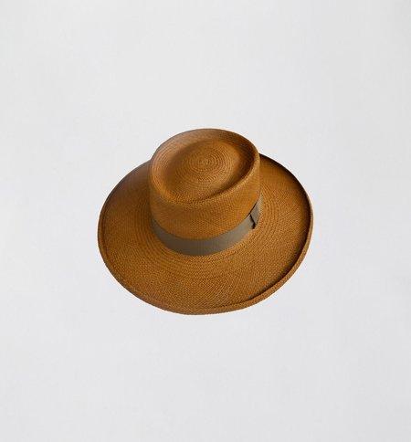 G.Viteri Planter Hat - Honey