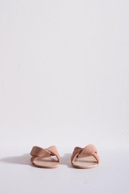A Détacher Pipit Sandal Suede - Blush