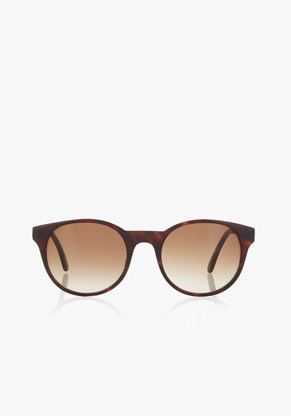 Unisex Prism Paris Sunglasses - Dark  Brown Tortoise