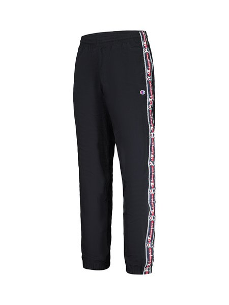 Champion Reverse Weave Elastic Cuff Pants - Black