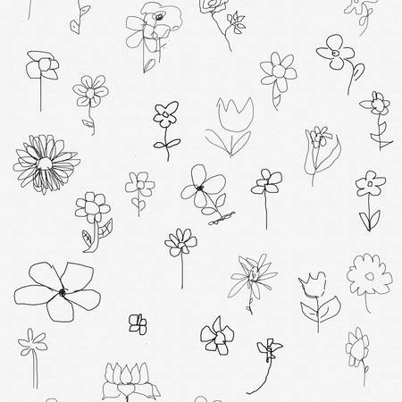 Aandersson Flowers Wallpaper - Crowdsourced