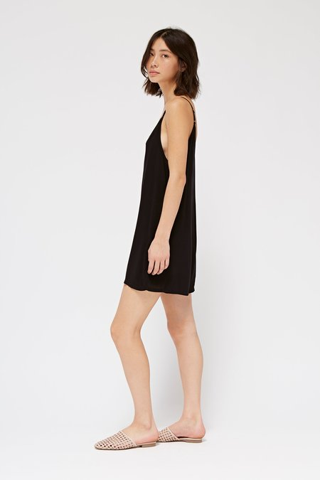 Lacausa Zuma Playsuit in Tar
