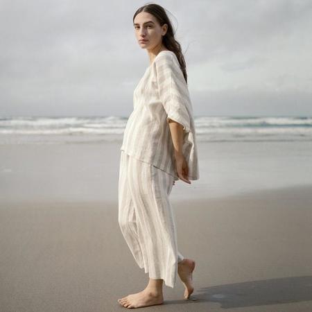 Lauren Winter Wide Pant - Camel