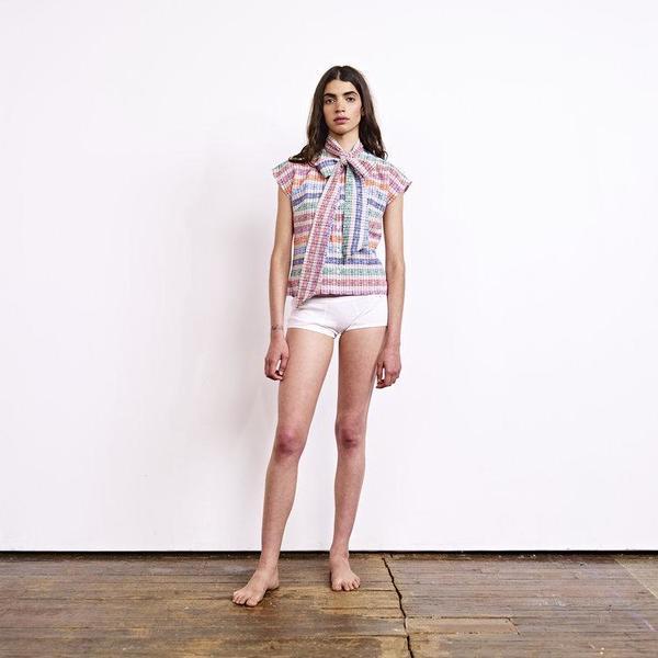 Ace & Jig Page Blouse in Swell