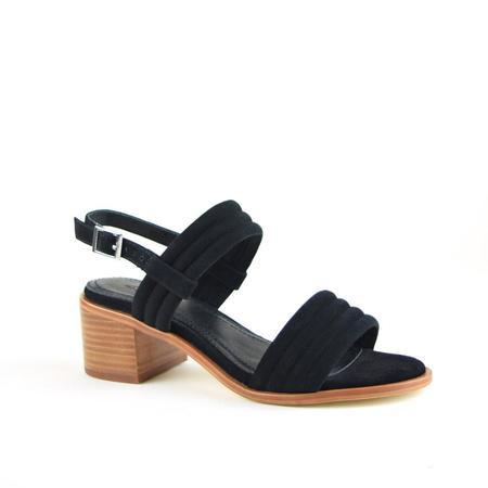 AoverA Dafne Sandal - Black