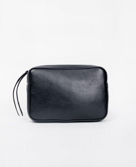 Ames Tovern Square Belt Bag - Black