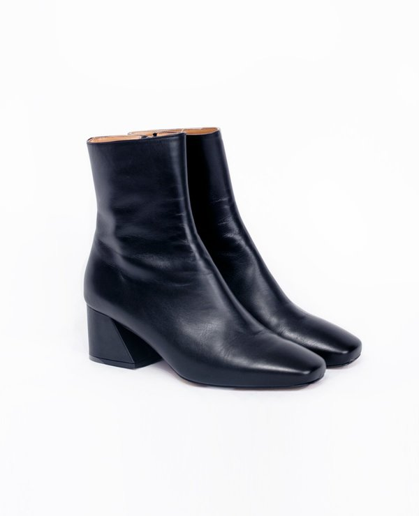 Chaussure Lapin High Ankle Boot - Black