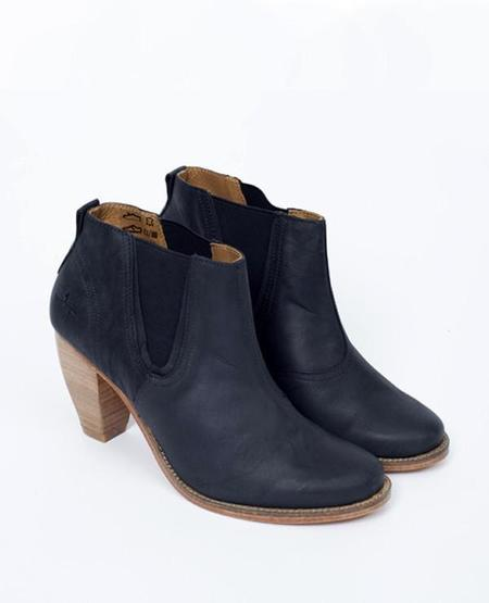 J Shoes Coventry Boots - Black