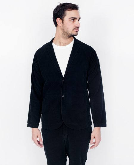 Les Basics Raglan Blazer - Black