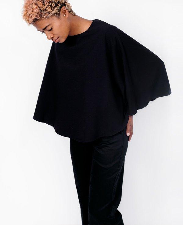 Wolcott Takemoto Kepu Top - Black