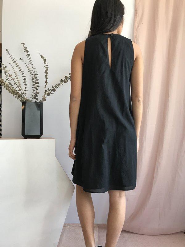 Valérie Dumaine Cass Dress - Black