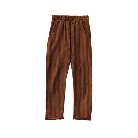 Kids Le Petit Germain Striped Chino Pants - Arizona Stripe