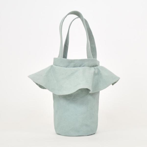 Lotfi Carmen Bucket Bag - Ciel