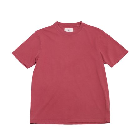 Unisex Olderbrother Tee - Hibiscus Punch