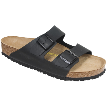 Unisex Birkenstock Arizona Sandal - Black Oiled