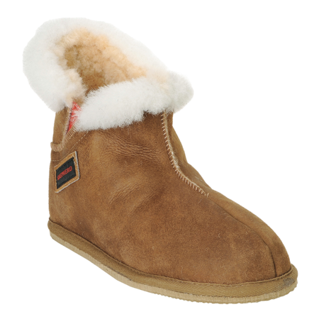 Shepherd of Sweden Bella Slipper - Antique Cognac