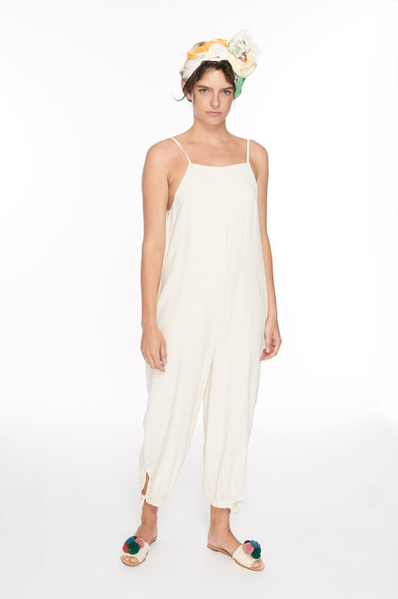 WRAY Ferry Jumpsuit - Natural