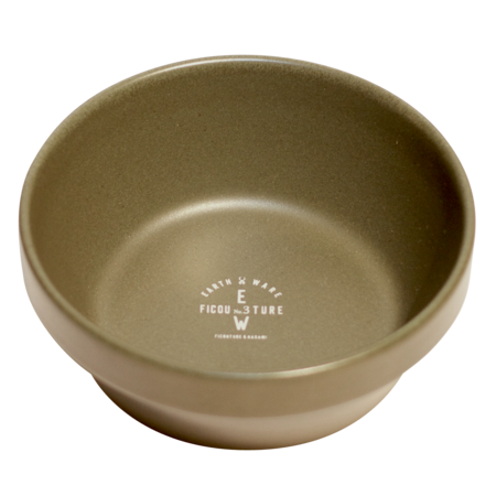 F/CE Military Hasami Block Mini Bowl - Army