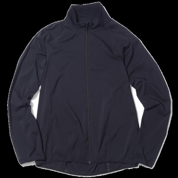 Unisex Goldwin Shell Cardigan - Black