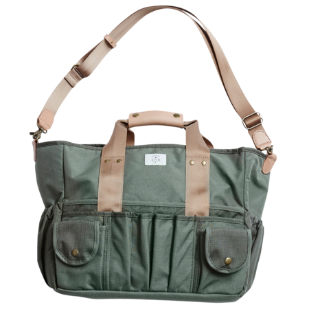 Unisex F/CE Square Tool Bag - Army