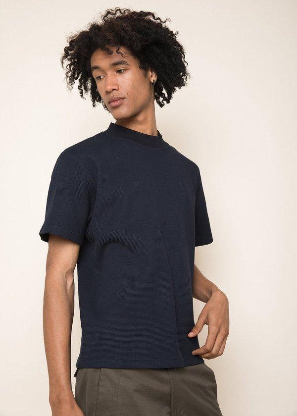 Unisex Abraham Byron Tshirt - Navy
