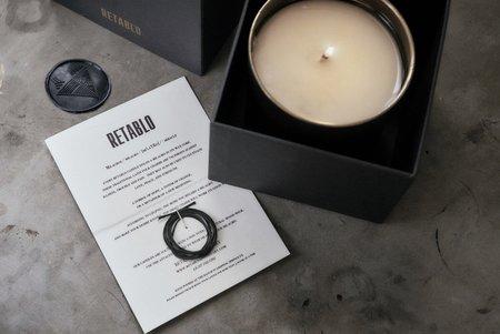 Retablo Hombre Candle
