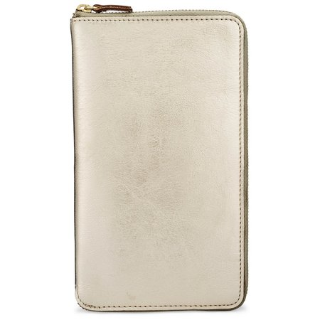 Minor History Tall Coupe Zip Around Wallet