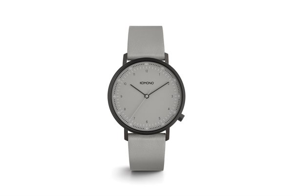 Komono The Lewis Watch - Cool Grey
