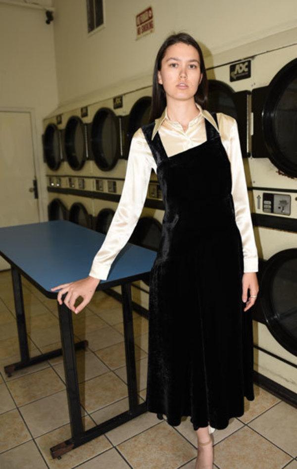 Ter et Bantine Godet Dress