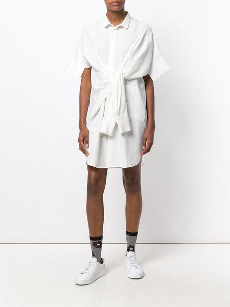 Henrik Vibskov Sleepless Dress - White