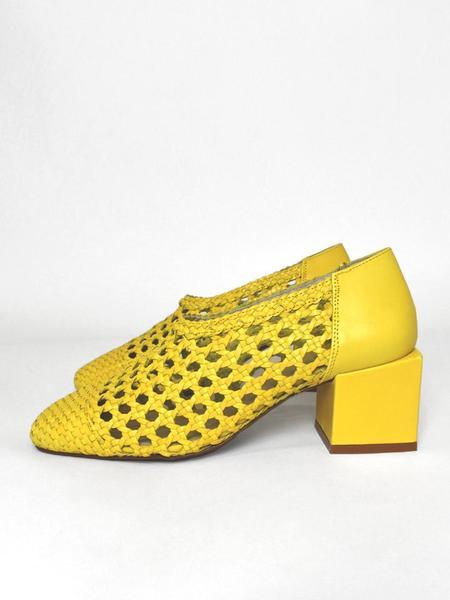 Stiu Athena Twin - Yellow Woven