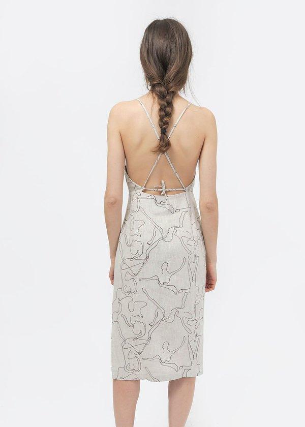 Paloma Wool Gabriella Dress - Grey