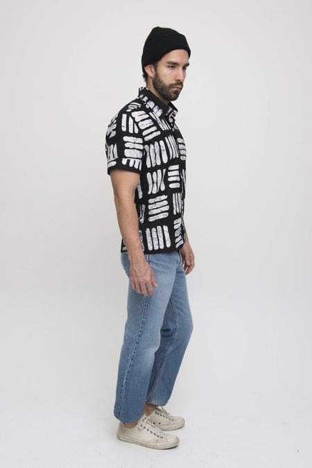 Osei-Duro Cotton Button up Shirt
