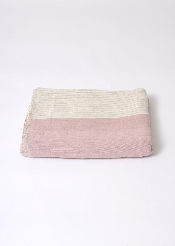 Sammy Iris Combo Throw Blanket - Pink Bohemian