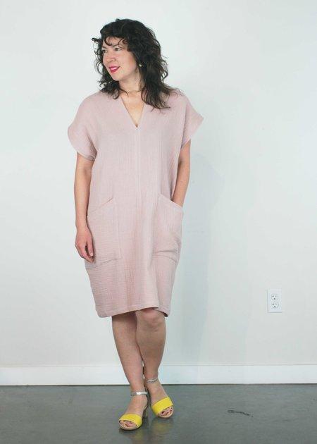 Ursa Minor Studio Genny Dress - Peony