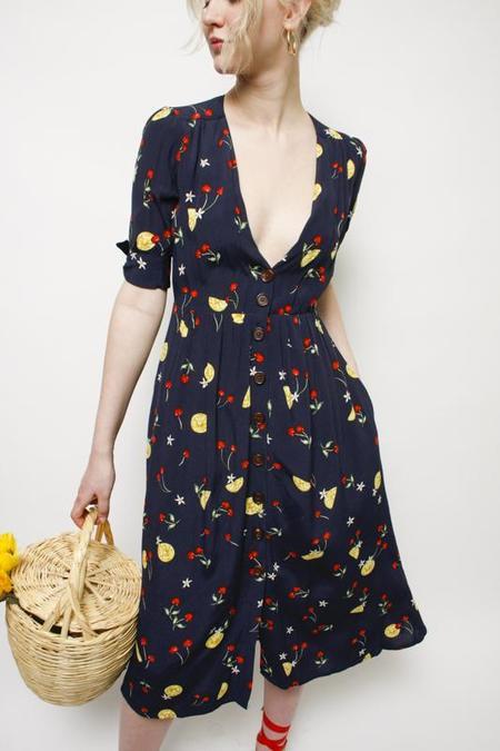 Capulet Adele Midi Dress - Fruit Punch