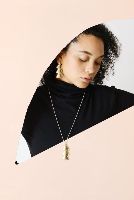 Seaworthy LYGO EARRING - TRIPLE