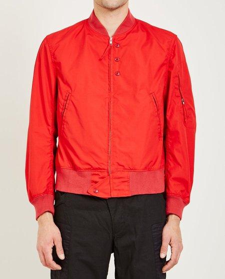 Engineered Garments AVIATOR JACKET - RED