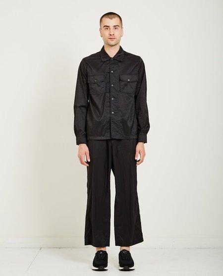 Our Legacy Chamois Shirt - Black Parachute