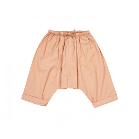 Kids Caramel Colorado Baby Trouser
