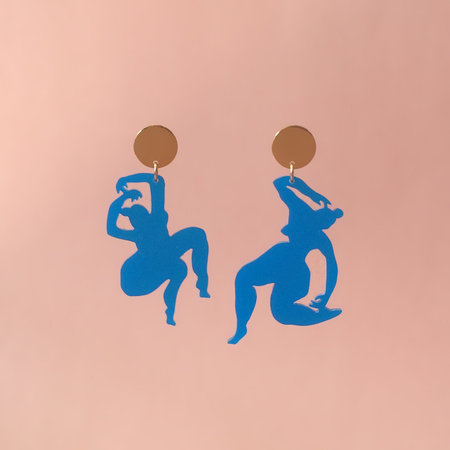 Danse Russe 2 Earrings