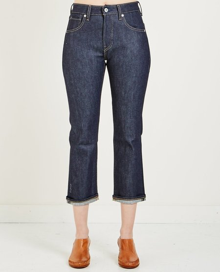 LEVI'S: MADE & CRAFTED STRAIGHT CROP JEAN - NEW RIGID